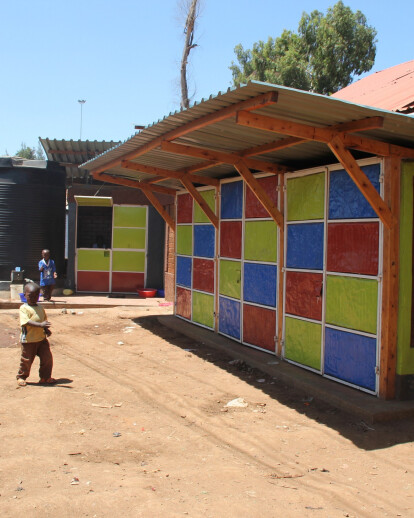 Kibera Public Space