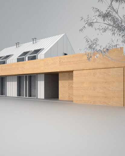 Single Family Home design concept