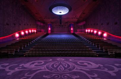 Multikino Złote Tarasy Premium multiplex cinema