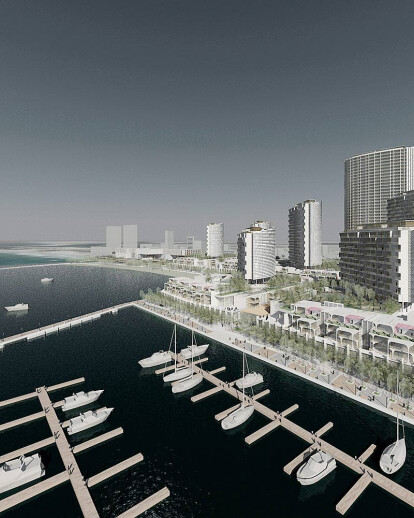 Ajman Waterfront