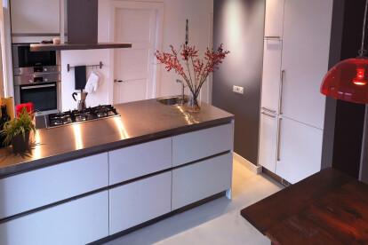 Interior appartment Amsterdam
