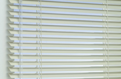 Aluminum Horizontal Blinds by Hunter Douglas Contract