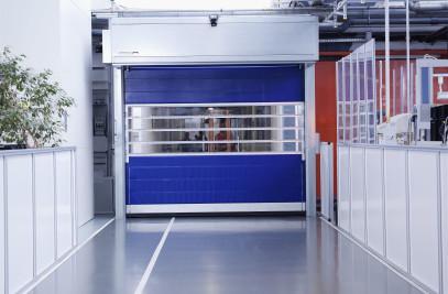 EFA-STR® high-speed turbo roll-up door