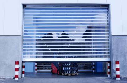 EFA-STT® high-speed turbo door