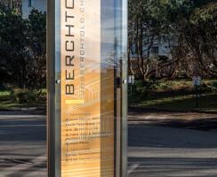 «rise» energy saving led pylon