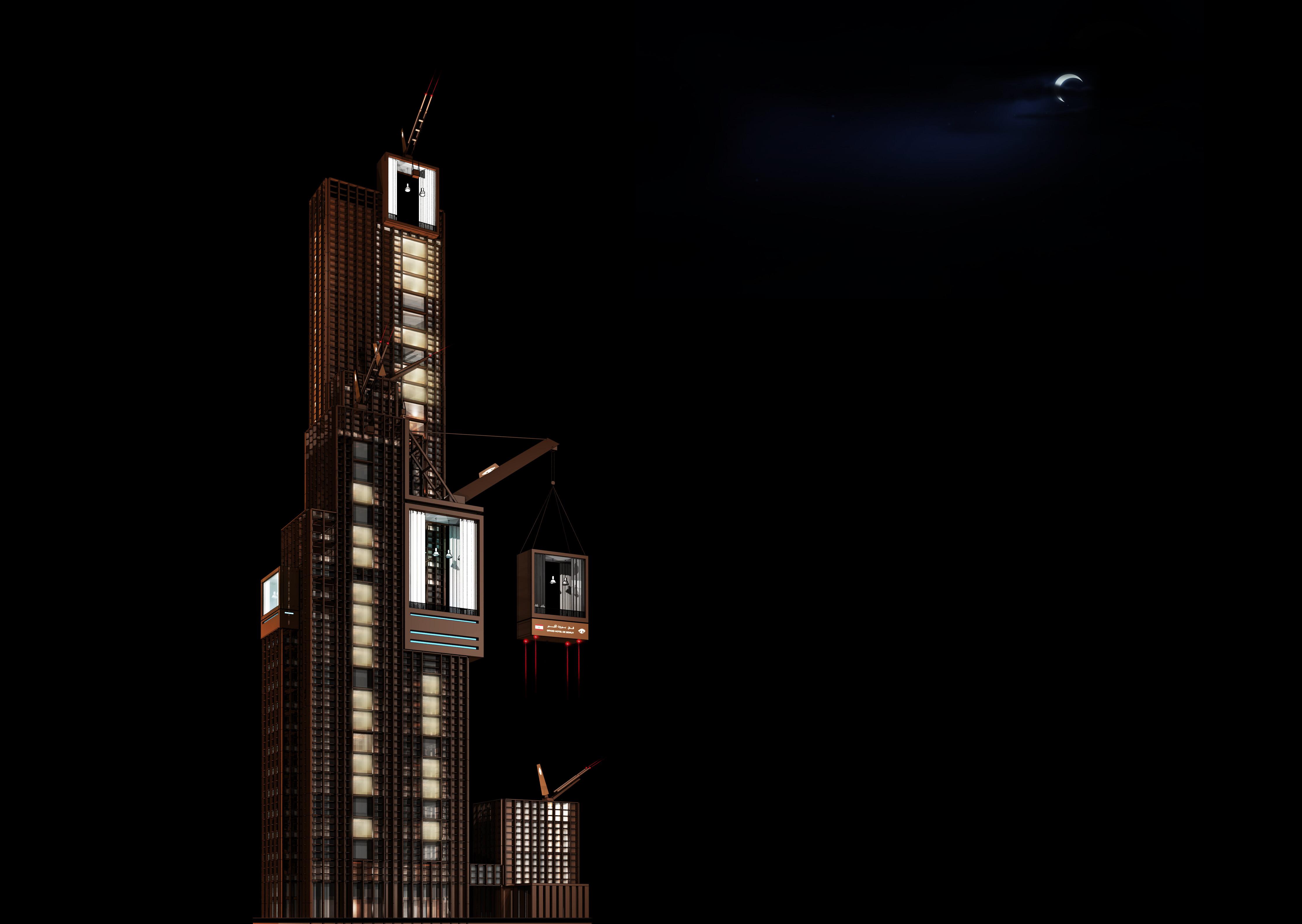 Grand Hotel de Beirut (Plot # 450 Saifi)
