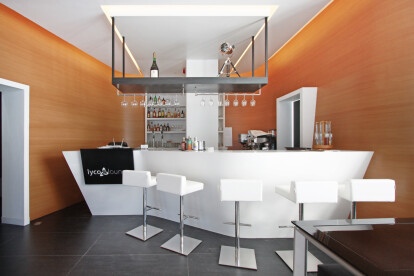 day view of the bar
