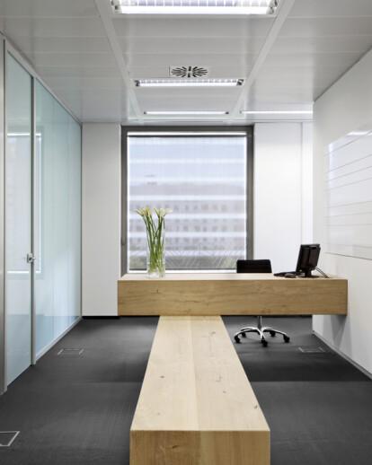 WUNDERMAN & BURSON. MARSTELLER OFFICE– Barcelona Head Office