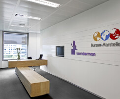 main entrance offices
