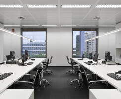 working area
