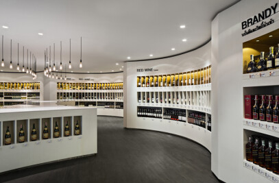 Diageo Concept Store