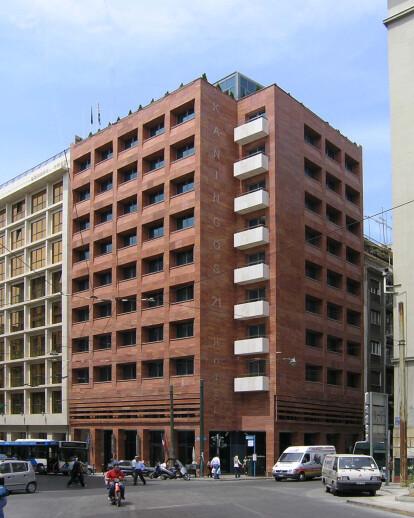 Renovation of Kaningos 21 Hotel