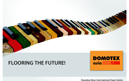 Domotex Asia/China Floor 2013