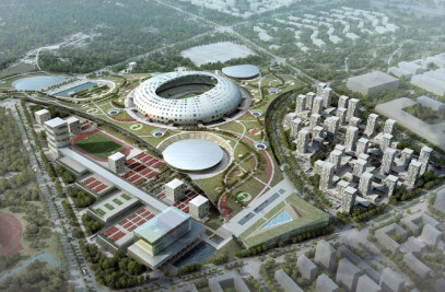 Wenzhou Olympic Sports Center and Campus