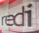 REDI Corporate Logo Sign