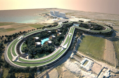Planning approved for Make's luxury resort in Hal Fehr, Malta