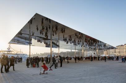 New Vieux Port pavilion