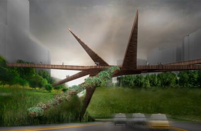 Miraflores-Barranco Pedestrian Bridge