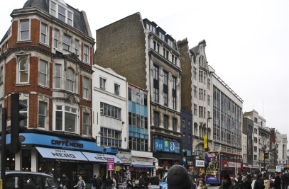 Plans Approved for Redevelopment of 26-48 Oxford Street