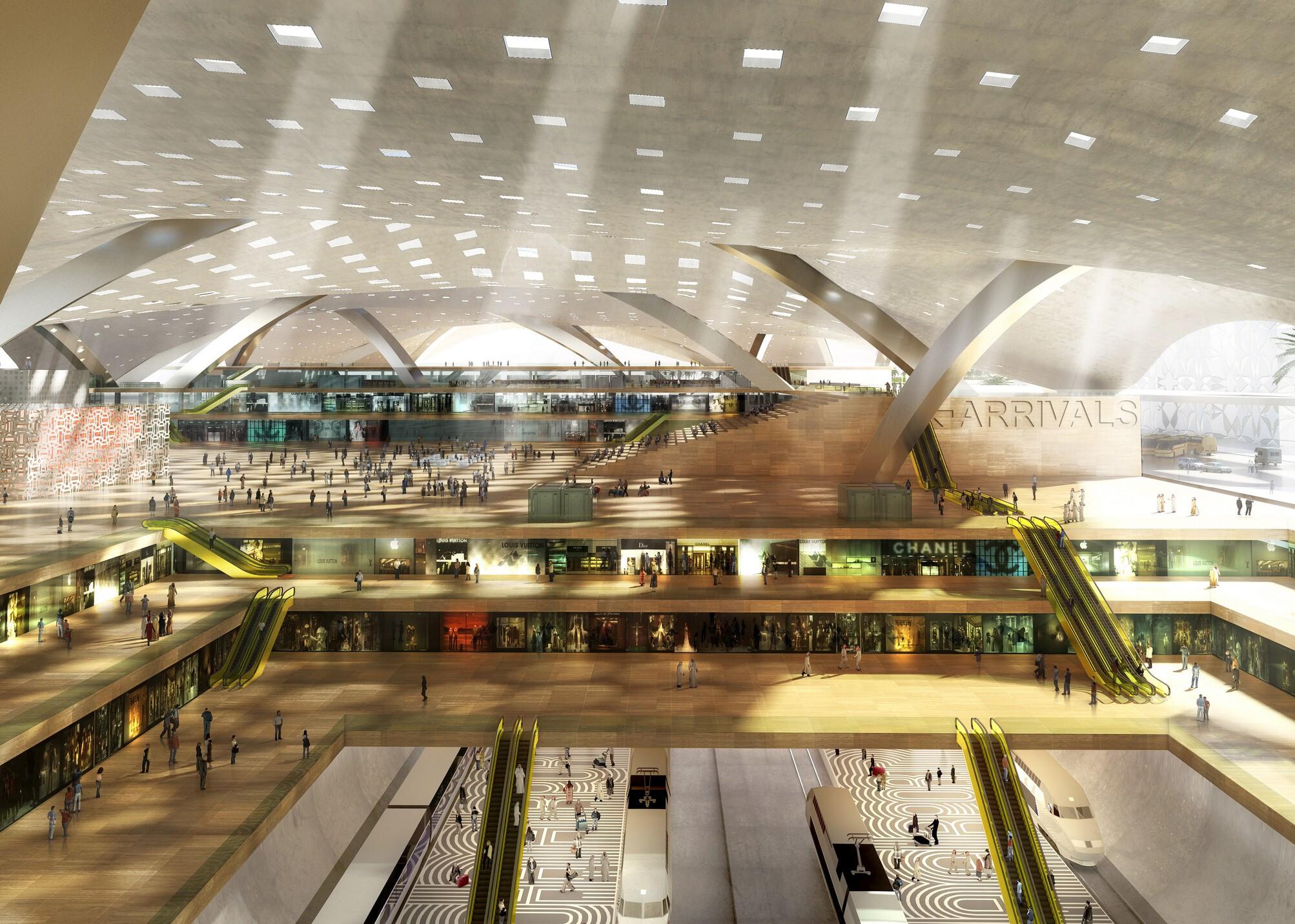 HIA Airport City