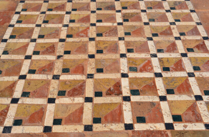 COSMATESQUE DESIGN FOR TABLES AND INSERTS