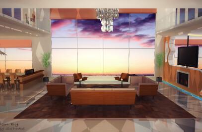 Interior design for developer in Mumbai