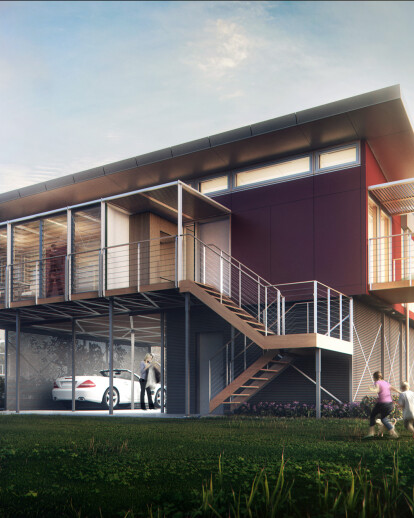Kiribati House