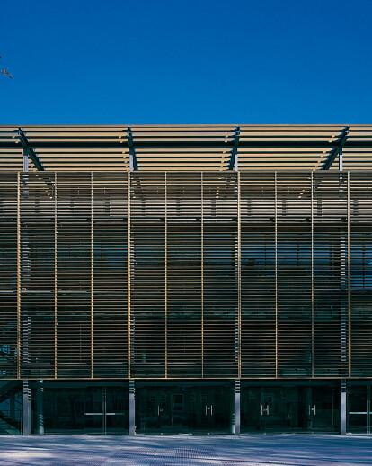 New Public Theatre in Xativa