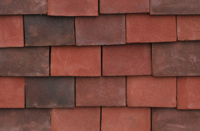 Traditional Handmade Clay Roof Tiles