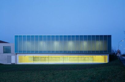 Dual sports hall