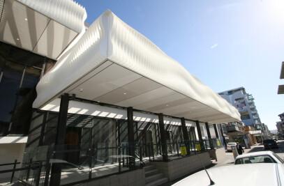 90 Tory Street Canopy
