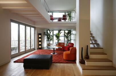 Rehabilitación edificio c/ VALLICIERGO. Madrid