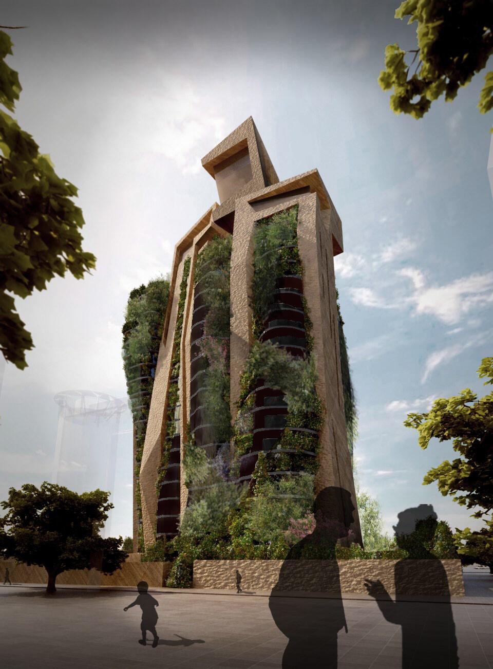 AGORA GARDEN LUXURY CONDOMINIUM TOWER