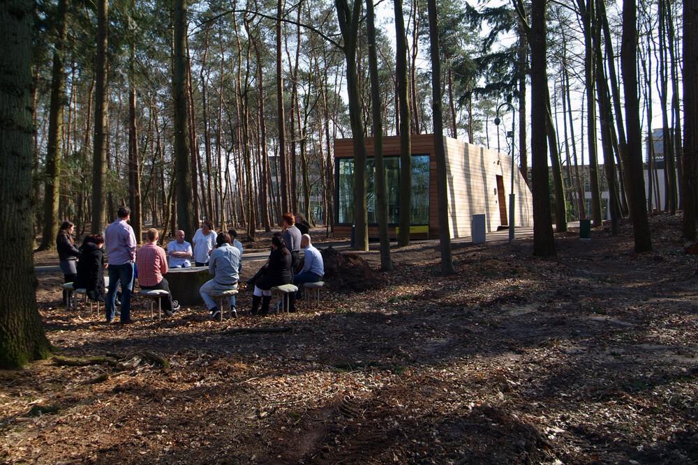 Pavilions, Corporate Campus Apeldoorn