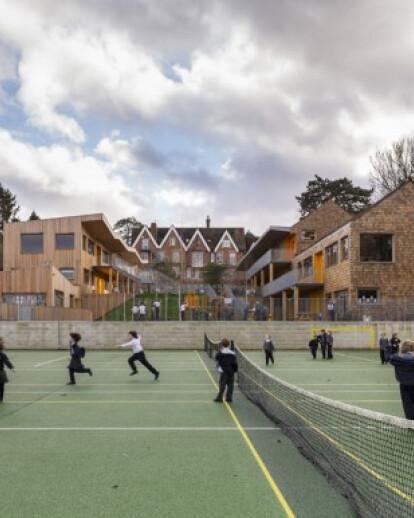 The Ritblat Building, Hilden Grange Preparatory School