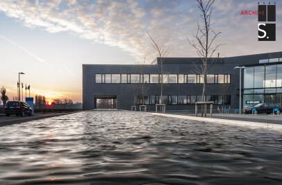 Bekaert office building Zwevegem
