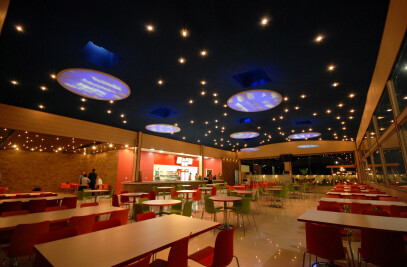 Rangin Kaman fast food