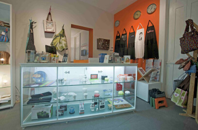 Museo Modo - Store and Reception