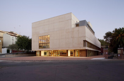 Reina victoria Theatre - Cinema in Nerva, Huelva (Spain)