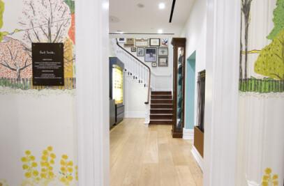 Paul Smith Stair