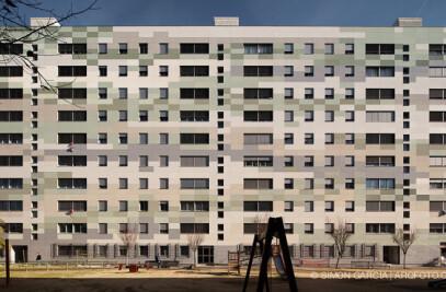 Rehabilitación de 4 bloques de viviendas
