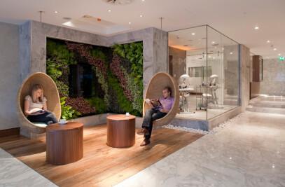 No. 1 Traveller Lounge, Heathrow Airport