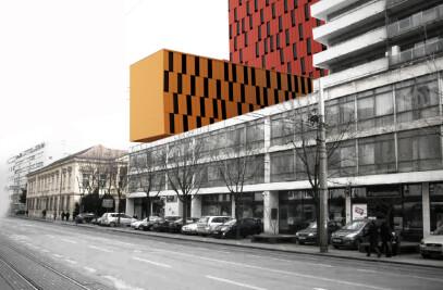 Badel Block Zagreb