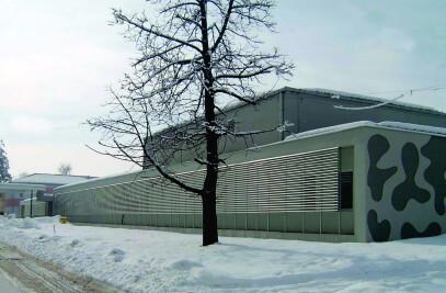 The Armour Plated Hospital