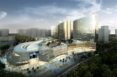 Wu Yuan Wan Mixed-use Development