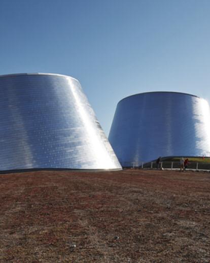 Rio Tinto Alcan Planetarium | Cardin Ramirez Julien | Archello