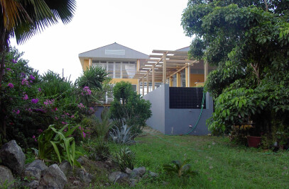 Villa on Curaçao
