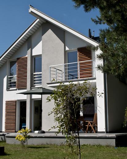 Dom w Markach