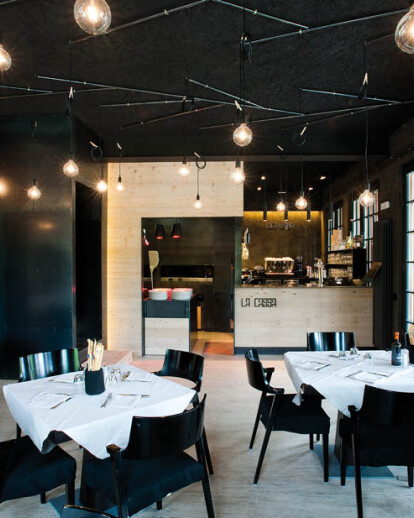 Luca Beghini - Restaurant