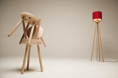 SÍNE Floor Lamp
